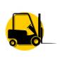 Forklift on rent