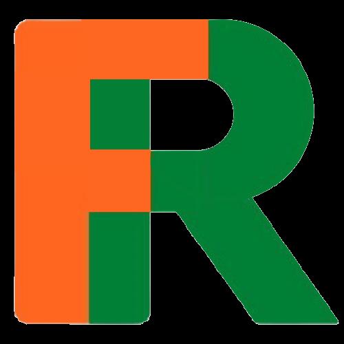 favicon representing the F and R of Futureroots