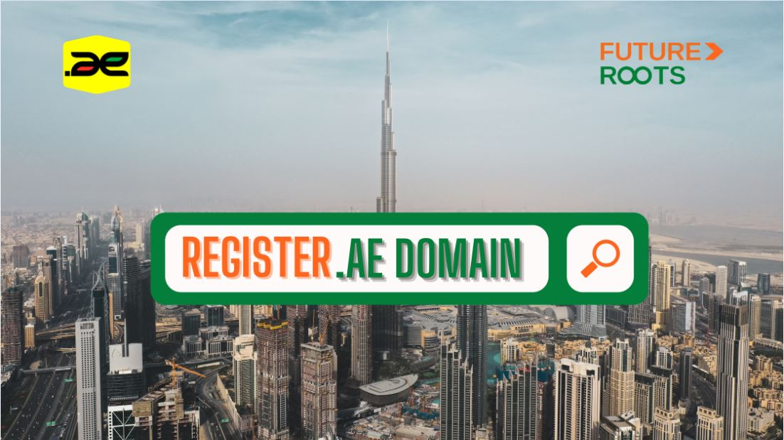 register .ae domains with futureroots